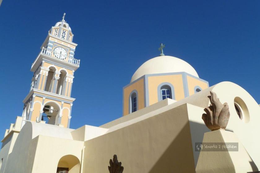 Katedra św. Jana Chrzciciela w Firze