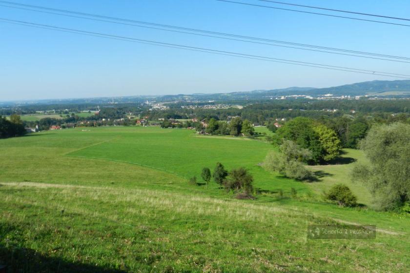 Widok na Oldrichovice
