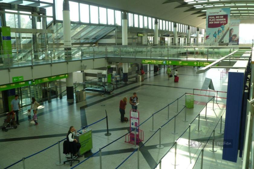 Niemcy - Dortmund - lotnisko