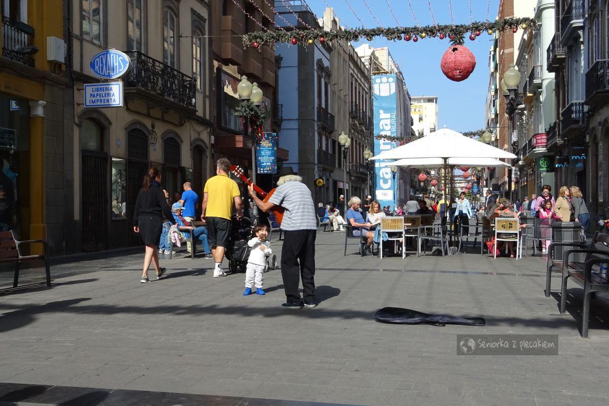 Gran Canaria - Las Palmas - stolica wyspy