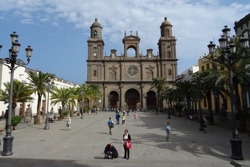 Las Palmas - katedra św. Anny