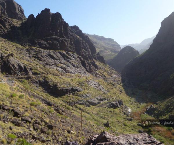 Góry Gran Canarii