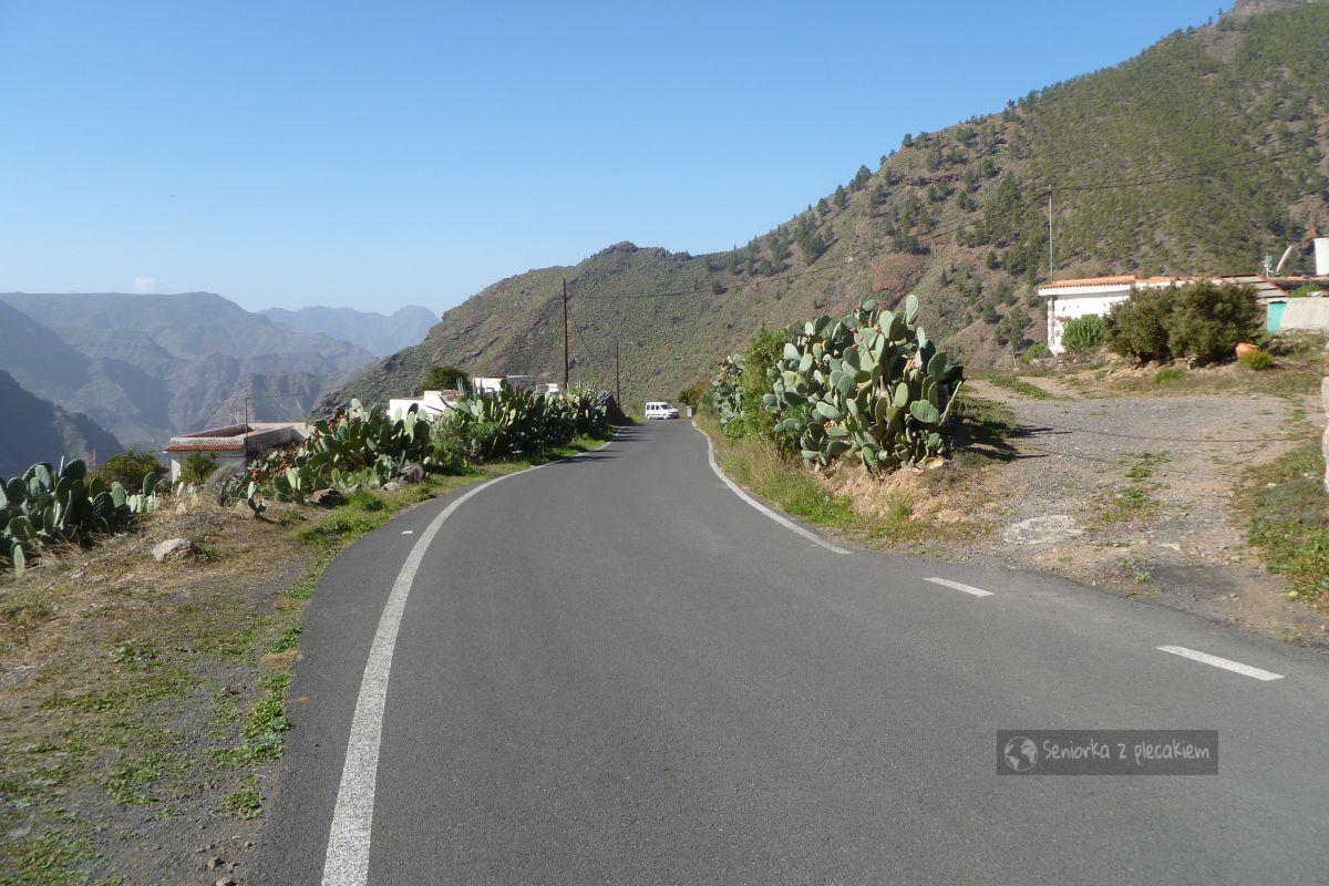 W pobliżu Artenary