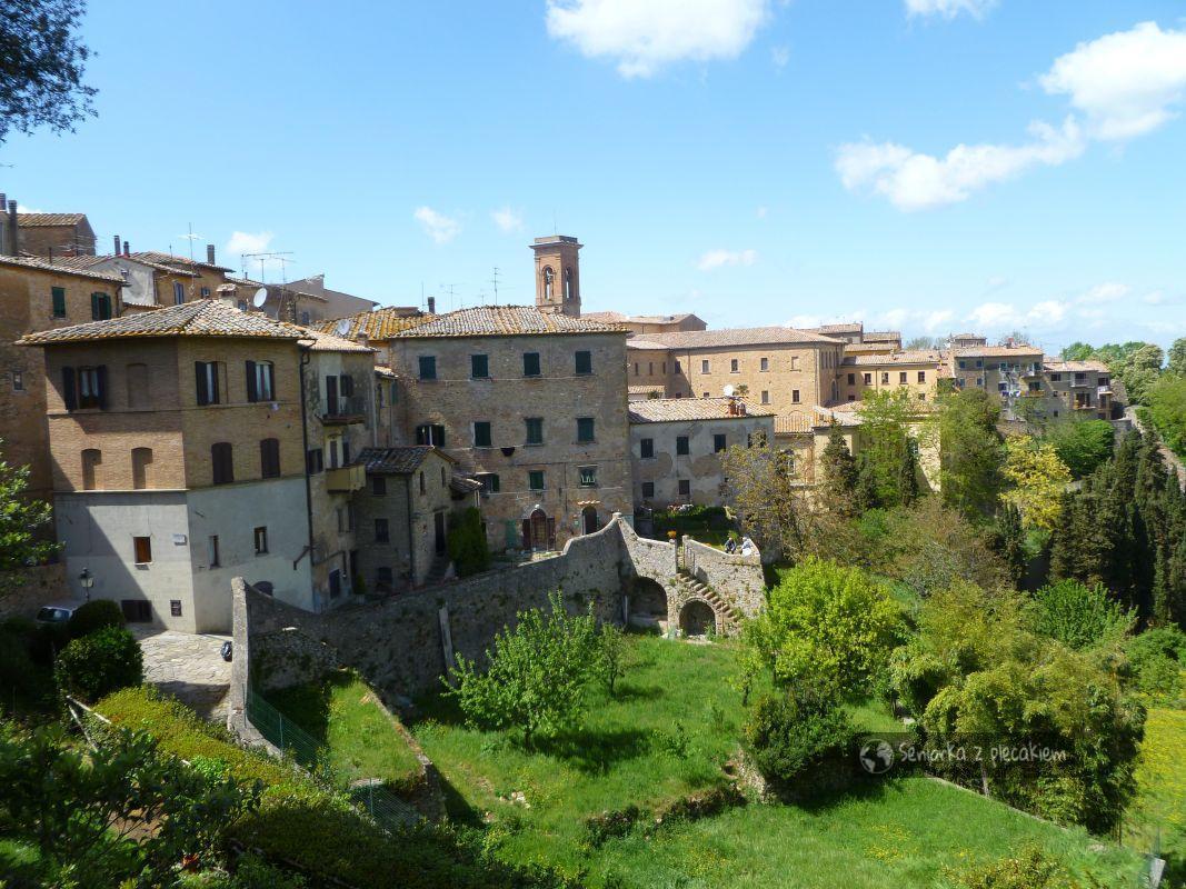 Toskania – Volterra