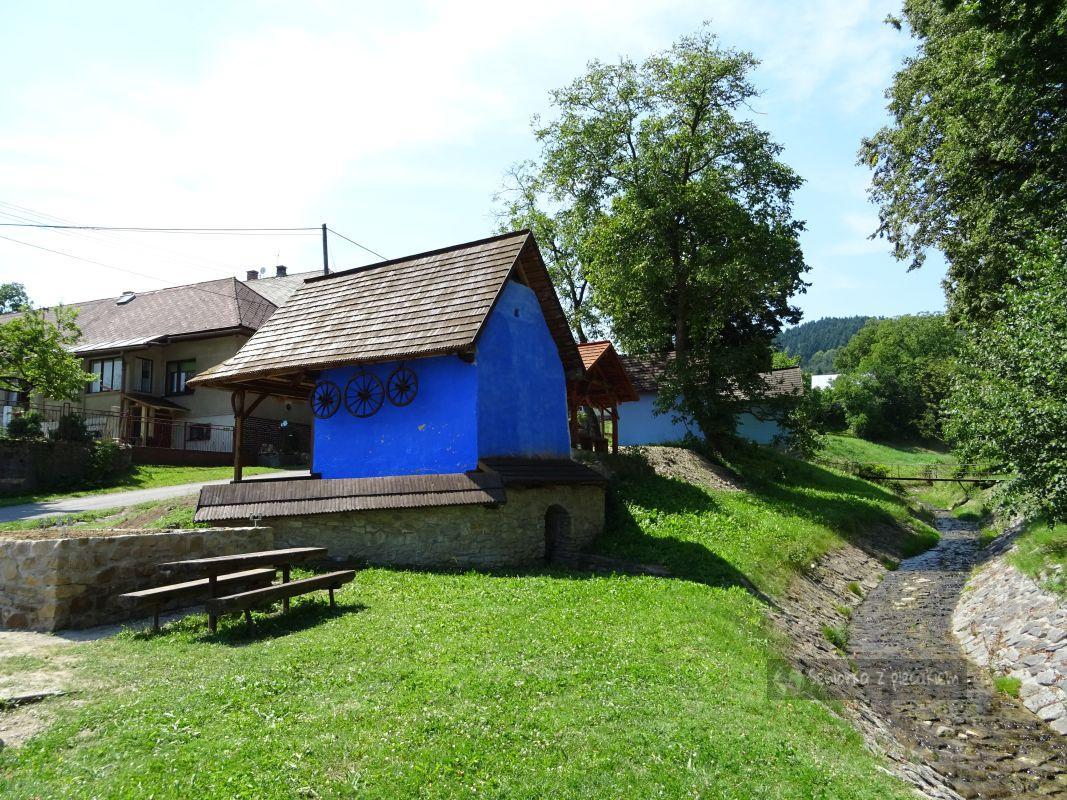 Wioski i drewniane kościoły na Słowacji