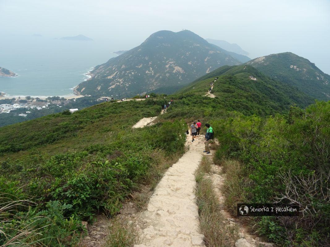 Hong Kong: Szlak Smoczego Grzbietu