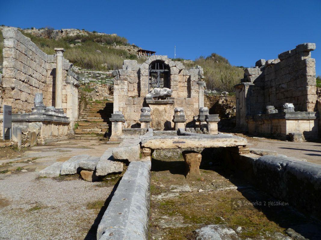 Jak żyli mieszkańcy starożytnego Perge