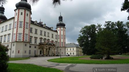 Czeskie miasteczka: Jilemnice i Vrchlabi