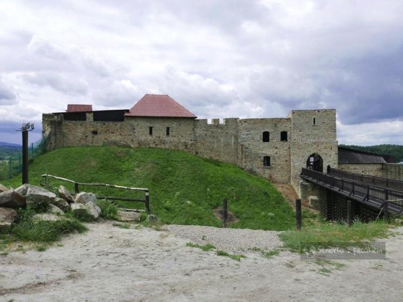 Królewski zamek w Dobczycach