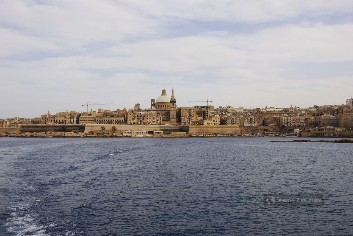 Valletta, stolica Malty