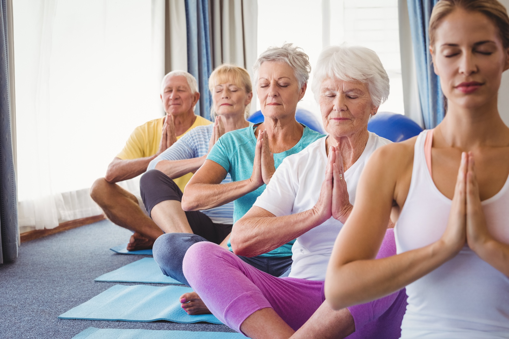 Seniors And The Benefits Of Exercise