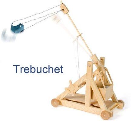 Trebuchet vs Catapult
