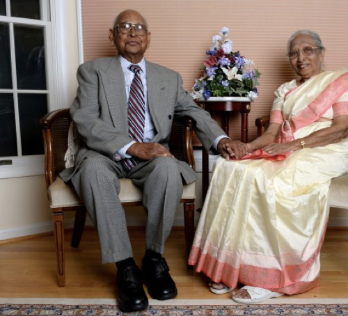 75 years of marriage