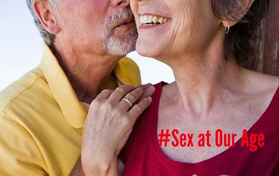 Senior masturbation technique with ed