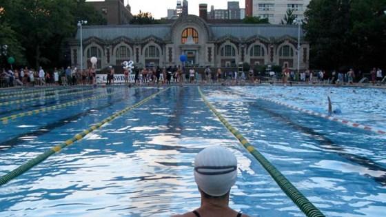 Lap Swimming