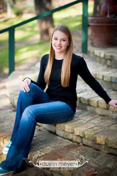 Austin Senior Portraits: Dustin Meyer presents Meredith Pollock