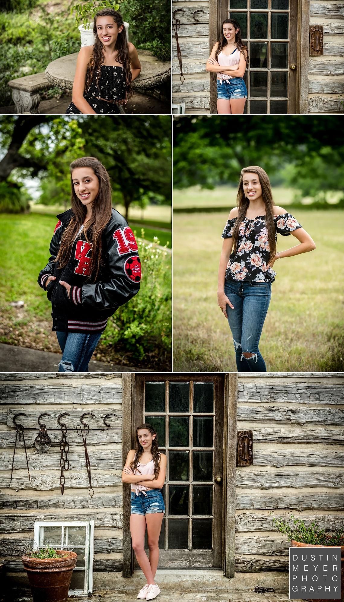 Senior Portraits Austin TX