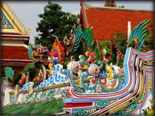Bangkok et ses temples