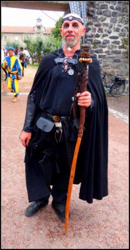 barbare Roi L'Oiseau