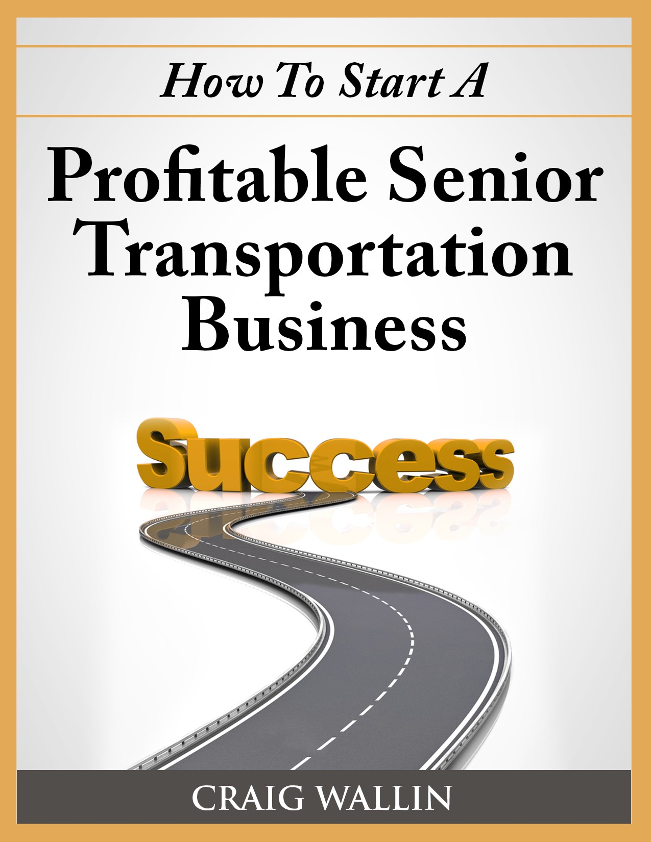Love To Drive Start A Senior Transportation Business