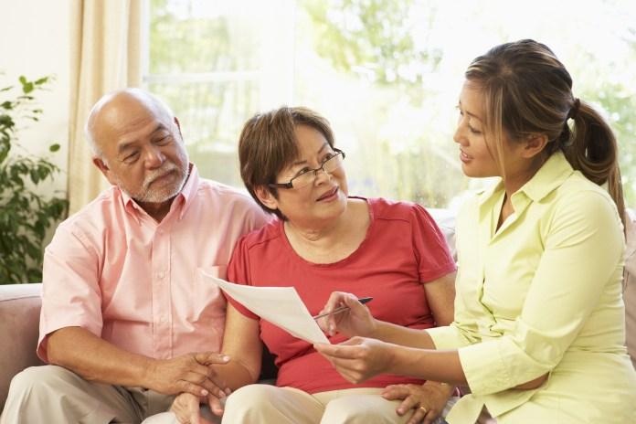 seniors finances