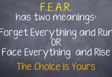 senior fears