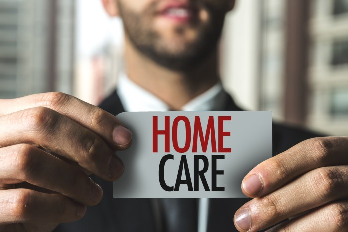 cost of senior home care