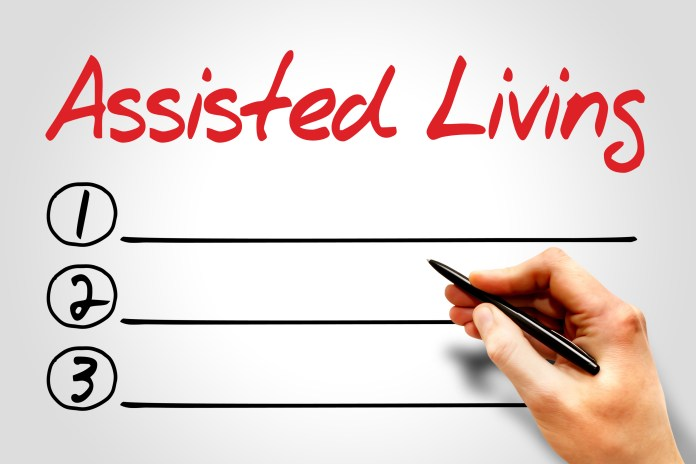 assisted care homes