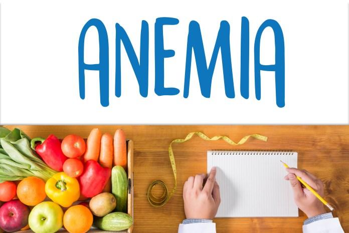 senior anemia