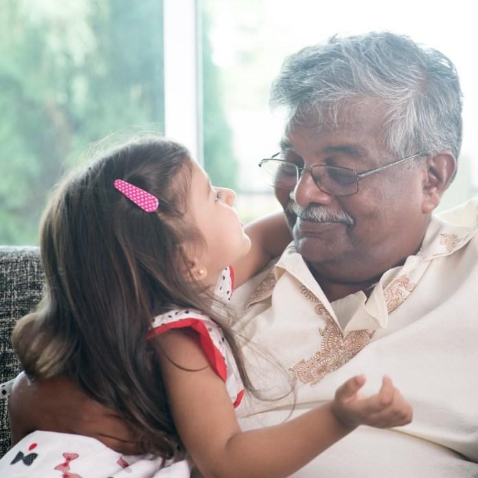 Grandparent Has Dementia