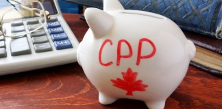 CPP contributions