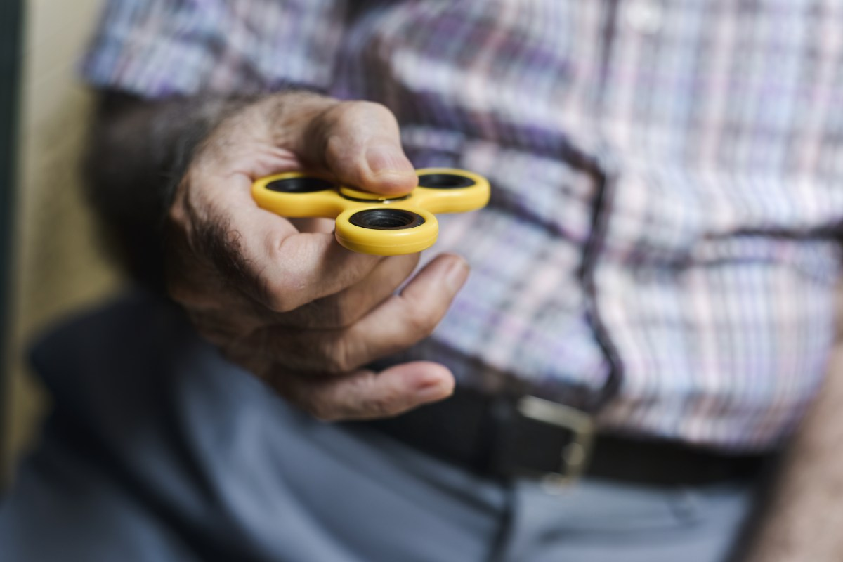 Can Fidget Spinners Help Seniors?