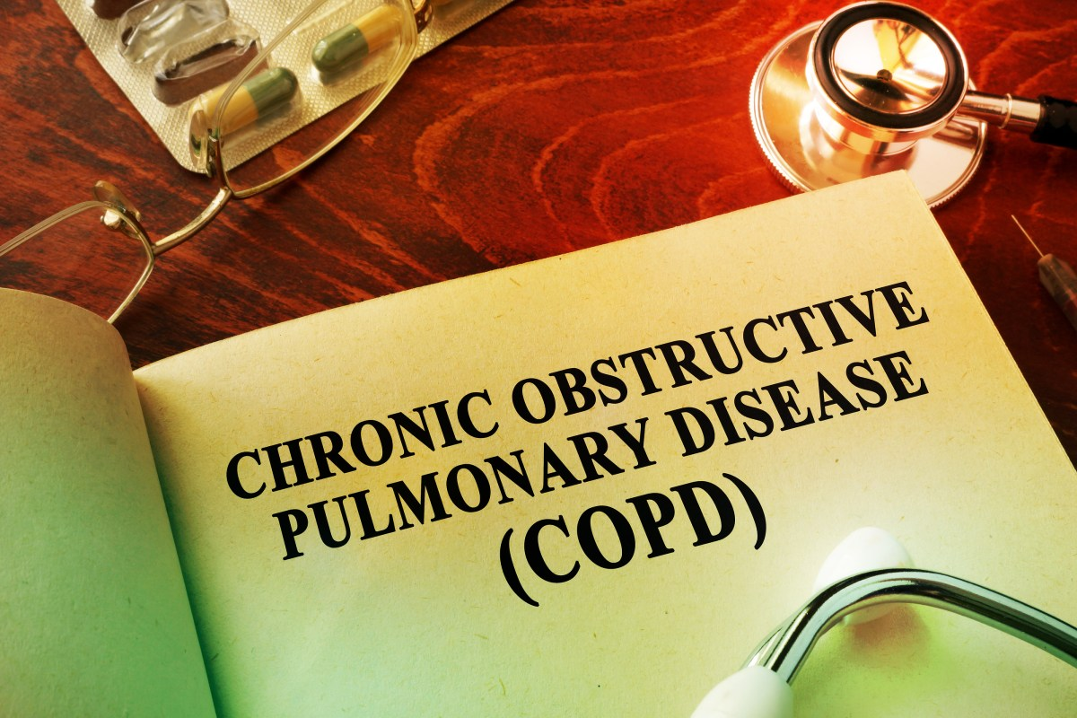 Managing COPD in Seniors