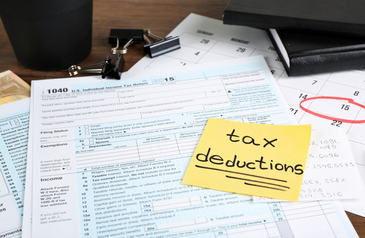 Learn About Senior Tax Deductions