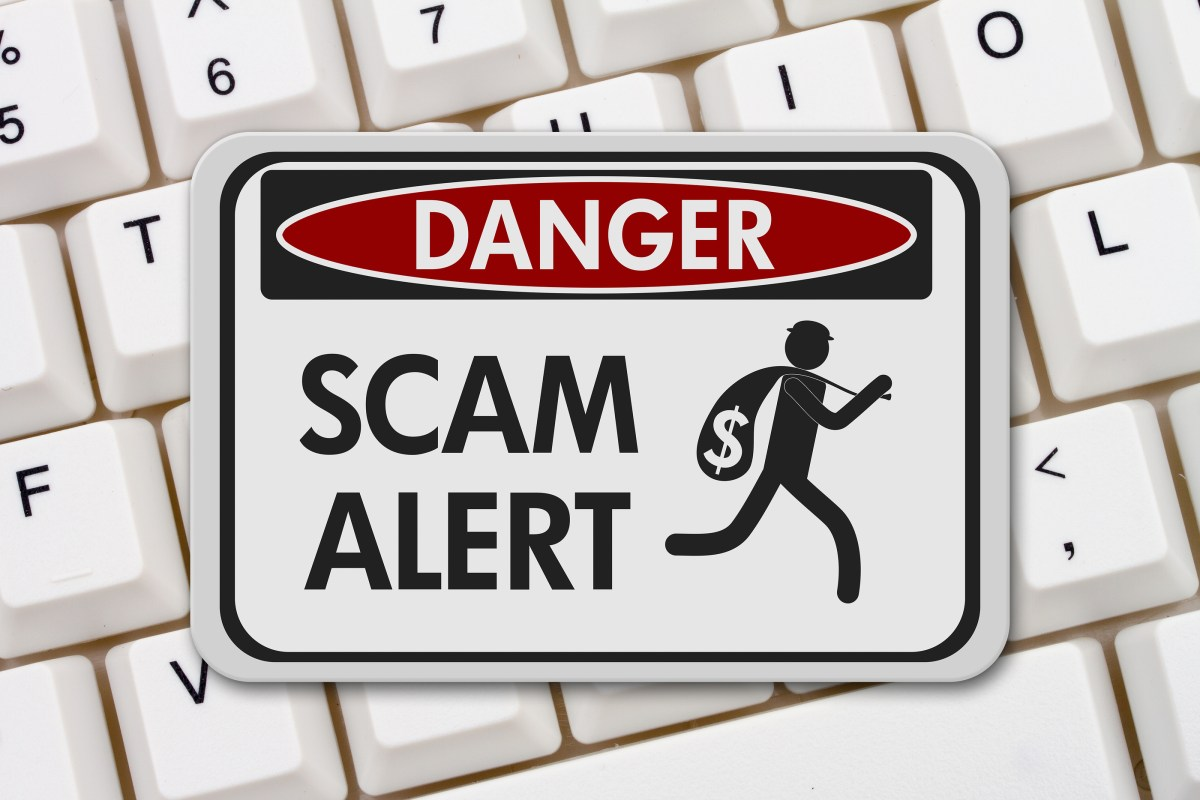 6 Ways To Protect Yourself From Online Scams