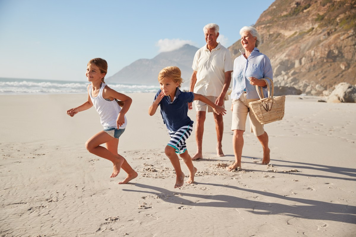 Grandparent Grandchildren Adventure Excursions