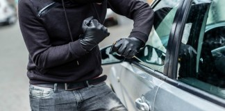 car theft and crime