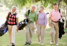 Seniors Lifestyle Magazine Talks To The Secret Health Benefits Of Golf For Seniors