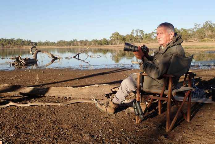 Seniors Lifestyle Magazine Talks To For The Love Of Birdwatching