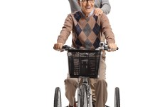 Seniors Lifestyle Magazine Talks To Adult Tricycles