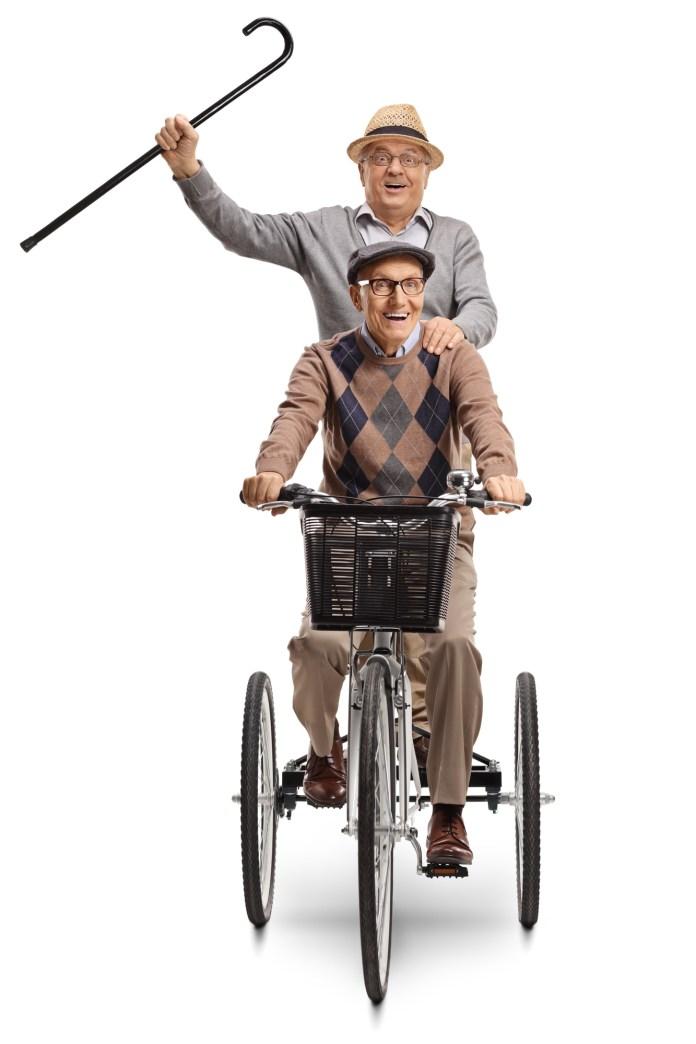 Seniors Lifestyle Magazine Talks To Adult Tricycles