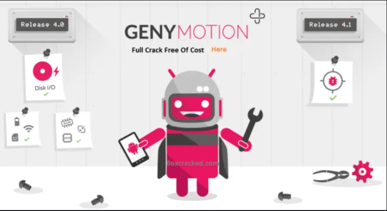 Genymotion Crack best application for android or mac