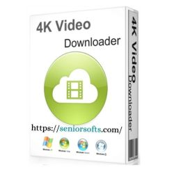 4K Video Downloader 4.13.5 Premium Crack Free Download [2021]