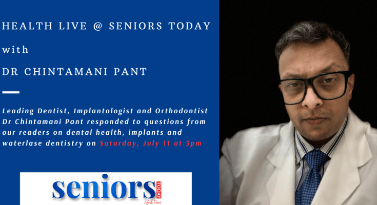 Dr Chintamani Pant (Leading Orthodontist)