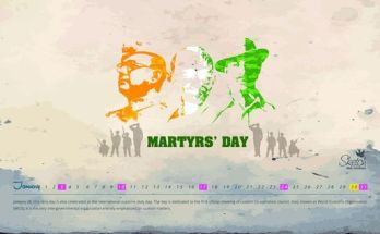 Martyrs' Day - Seniors Today