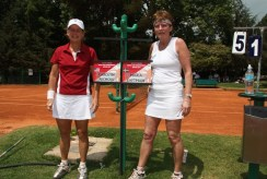 Carolyn and Maria Laftman, Sweden