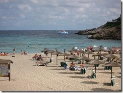 Beach at Font de sa Cala-1