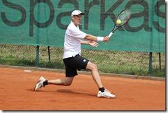 Eisele, Robert, Men's 45 champion, Ottersweier