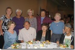 Hillebrand, Lillian Caruthers,Phyllis Westerman, Roberta Sung Patty Boyer Steel, Pangs, Fujii