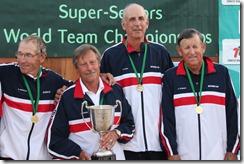 USA Britannia Cup team, Hoeveler Parker, Nash Thomson